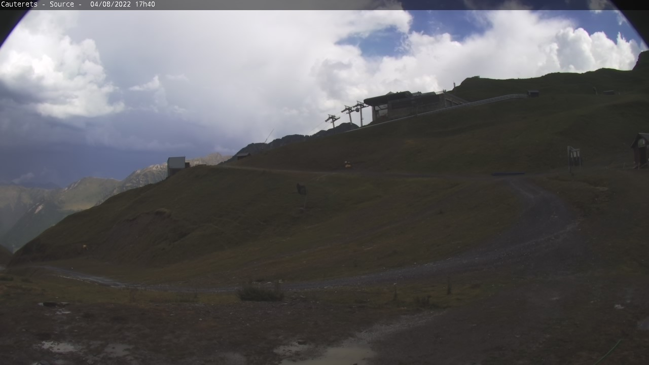 Webcam en Cirque du Lys (1850m.)