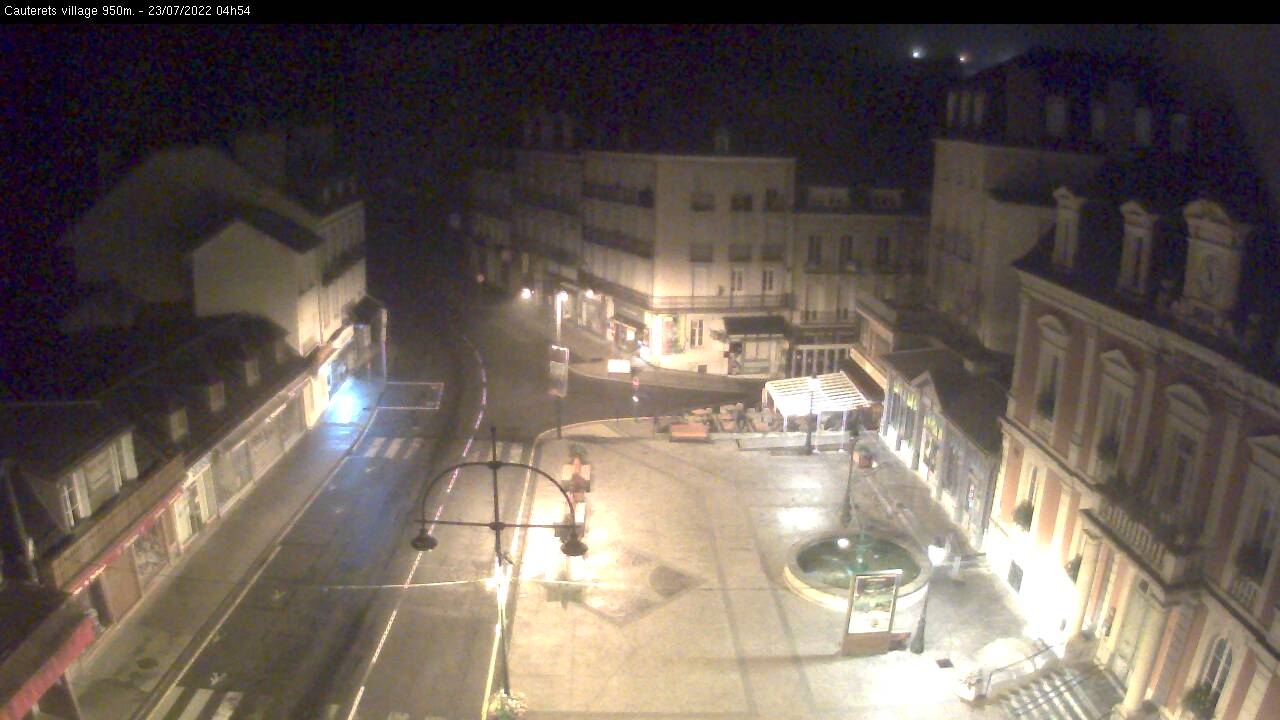 Webcam en Village