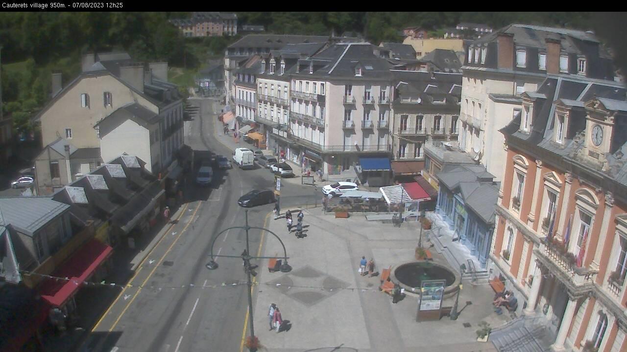 Webcam en Village